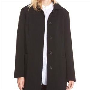 Jackets & Blazers - Long Nepage Raincoat with Detachable Hood & Liner